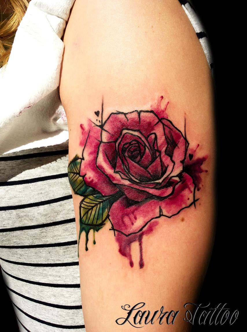 Conosciuto Laura Ink Tattoo Studio DB24